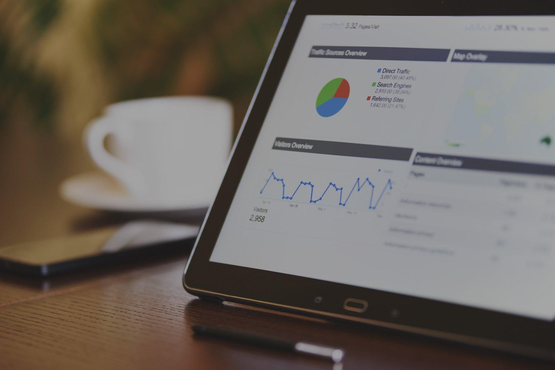 Fondo de servicio Marketing Digital